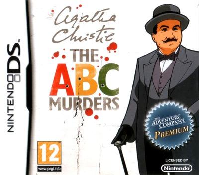 Agatha Christie - The ABC Murders DS coverM (BAGX)