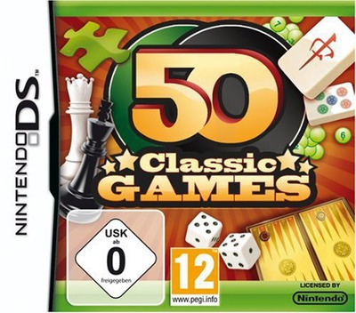 50 Classic Games DS coverM (BB5P)