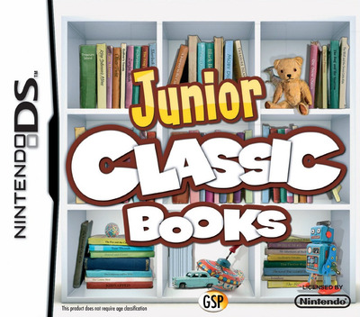 Junior Classic Books DS coverM (BBQP)