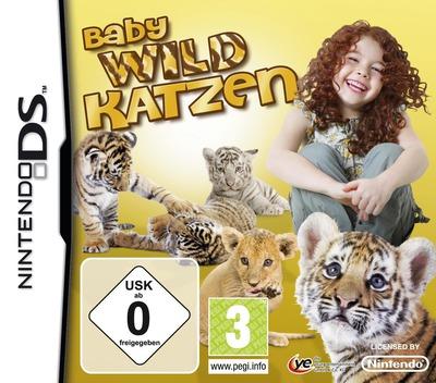 Baby Wild Katzen DS coverM (BBWD)