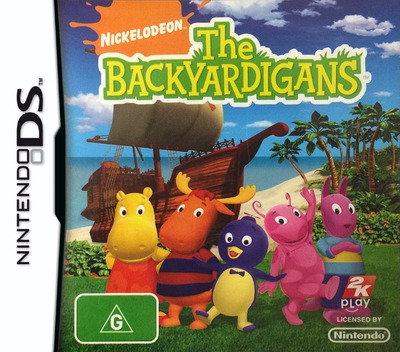 The Backyardigans DS coverM (BBYP)