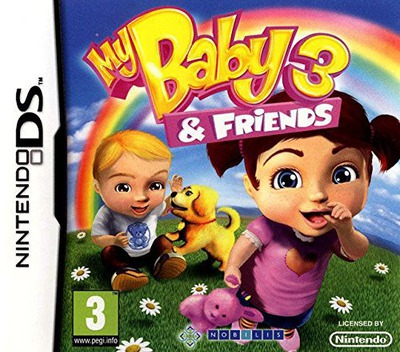 My Baby 3 & Friends DS coverM (BC5P)