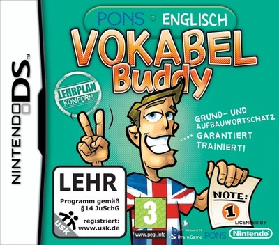 PONS Englisch - Vokabel Buddy DS coverM (BDHP)