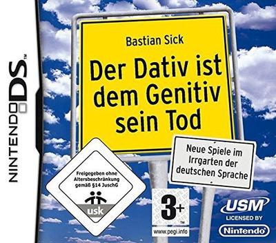 Bastian Sick Der Dativ Ist dem Genitiv Sein Tod DS coverM (BDTD)