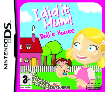 I Did It Mum! - Doll's House DS coverM (BEHP)