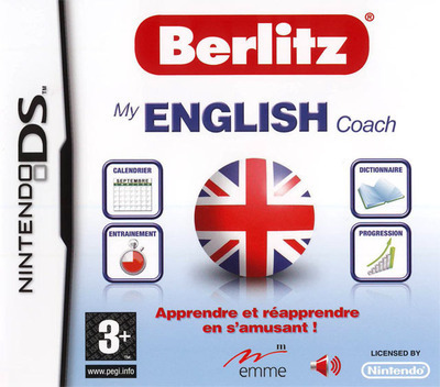 Berlitz - My English Coach DS coverM (BENP)