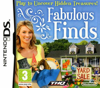 Fabulous Finds DS coverM (BFBP)