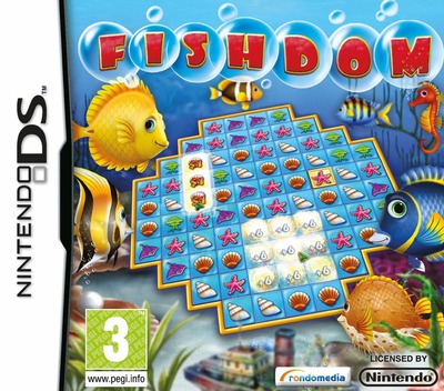 Fishdom DS coverM (BFDX)