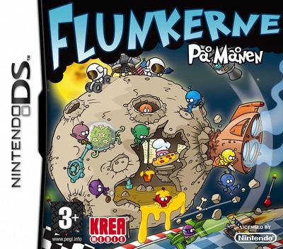 Flunkerne - På Månen DS coverM (BFKX)