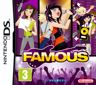Famous - The Road to Glory! DS coverM (BFMP)
