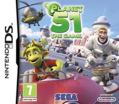 Planet 51 - The Game DS coverM (BGEP)