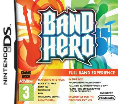 Band Hero DS coverM (BGHP)