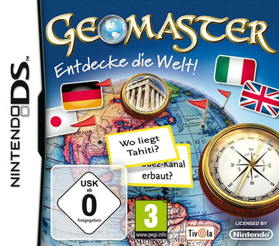 Geomaster DS coverM (BGOP)