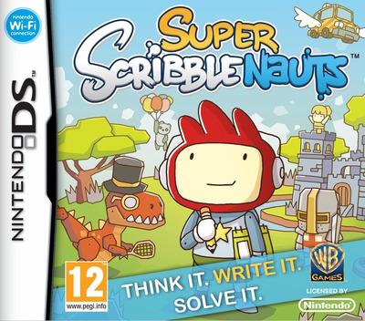 Super Scribblenauts DS coverM (BH2P)