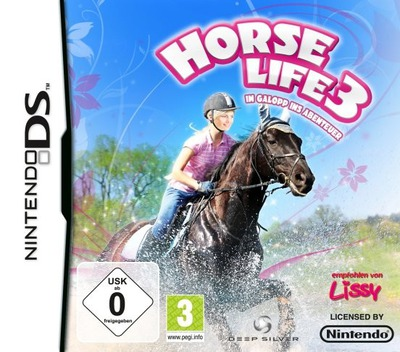 Horse Life 3 DS coverM (BH3P)