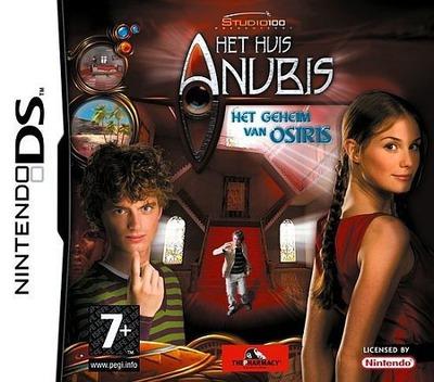 Het Huis Anubis - Het Geheim van Osiris DS coverM (BHCH)