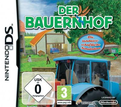 Der Bauernhof DS coverM (BHED)