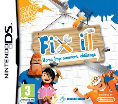 Fix It DS coverM (BHIP)