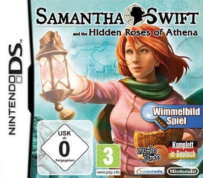 Samantha Swift and the Hidden Roses of Athena DS coverM (BHRD)