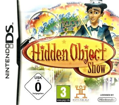 Hidden Object Show DS coverM (BHUP)