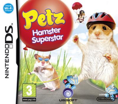 Petz - Hamster Superstar DS coverM (BHZP)