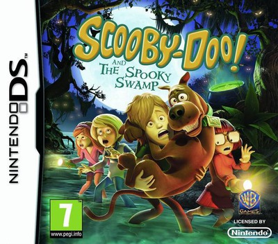 Scooby-Doo! and the Spooky Swamp DS coverM (BJ2P)