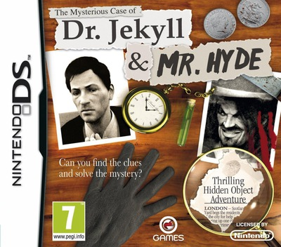 The Mysterious Case of Dr. Jekyll & Mr. Hyde DS coverM (BJHP)