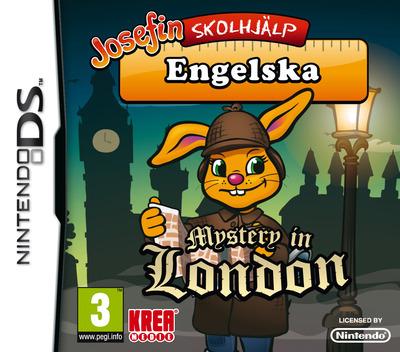 Josefin Skolhjälp - Engelska - Mystery in London DS coverM (BL7N)
