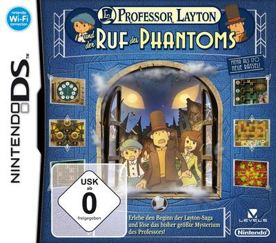 Professor Layton und der Ruf des Phantoms DS coverM (BLFD)