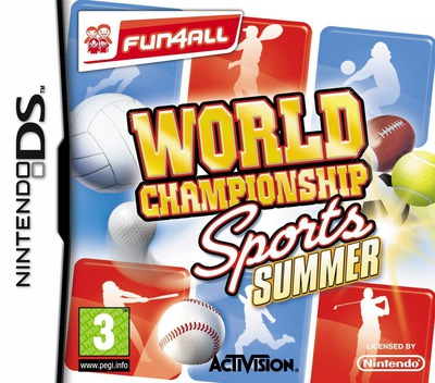 World Championship Sports - Summer DS coverM (BLSP)