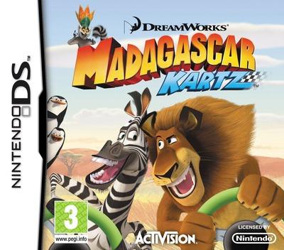 Madagascar Kartz DS coverM (BMDP)