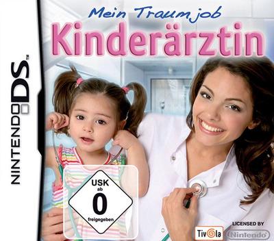 Mein Traumjob - Kinderärztin DS coverM (BMND)
