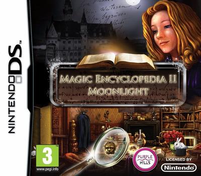 Magic Encyclopedia II - Moonlight DS coverM (BNOP)