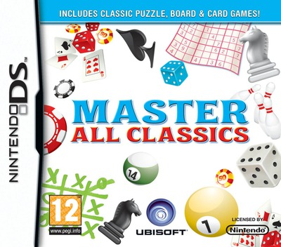 Master All Classics DS coverM (BOZP)