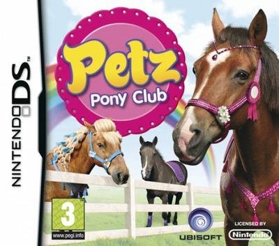 Petz - Pony Club DS coverM (BP9P)