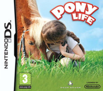 Pony Life DS coverM (BPLP)