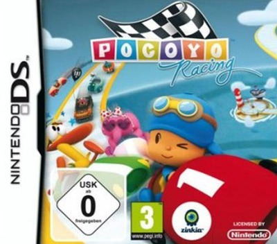 Pocoyo Racing DS coverM (BPSP)