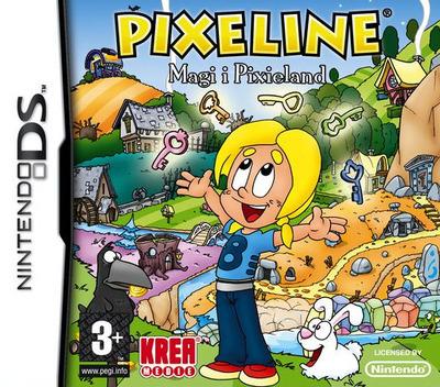 Pixeline - Magi i Pixieland DS coverM (BPXQ)