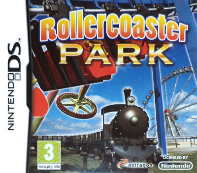 Rollercoaster Park DS coverM (BRCP)