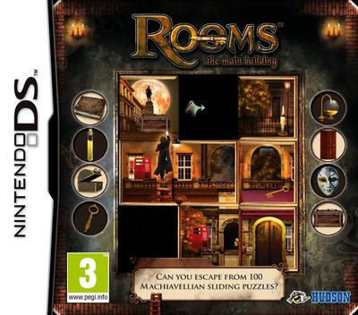 Rooms - The Main Building DS coverM (BRMP)