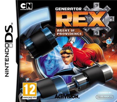 Generator Rex - Agent of Providence DS coverM (BU7P)