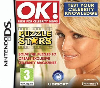 OK! - First for Celebrity News - Puzzle Stars DS coverM (BUSP)