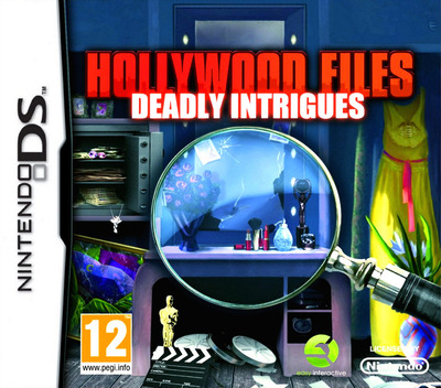 Hollywood Files - Deadly Intrigues DS coverM (BUUP)