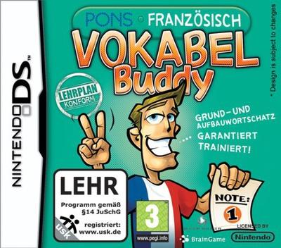 PONS Franzoesisch - Vokabel Buddy DS coverM (BVBD)