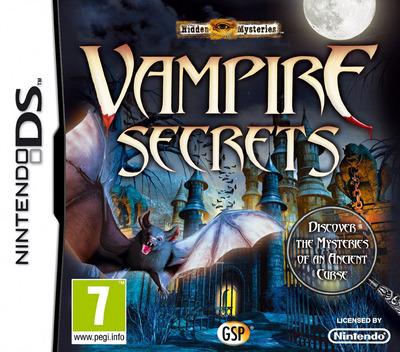 Hidden Mysteries - Vampire Secrets DS coverM (BVMP)