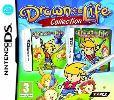 Drawn to Life - Collection DS coverM (BVPP)
