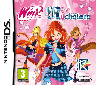 Winx Club - Rockstars DS coverM (BW3F)