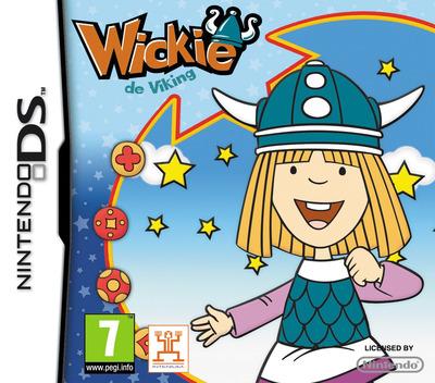 Wickie de Viking DS coverM (BWMH)
