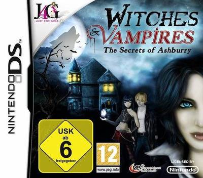 Witches & Vampires - The Secrets of Ashburry DS coverM (BWVH)
