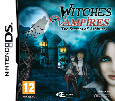 Witches & Vampires - The Secrets of Ashburry DS coverM (BWVP)